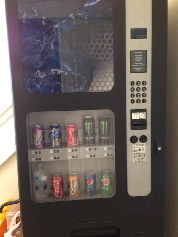 vending machine VENDNET