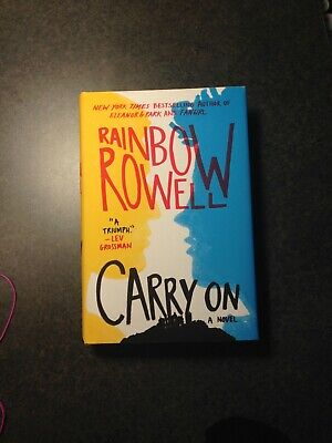 Carry On book by Rainbow Rowell, Gay fiction book New York Times best