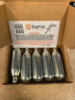 BYRNA 8 GRAM GAS CARTRIDGE 10 PACK FOR BYRNA SELF DEFENSE LAUNCHERS