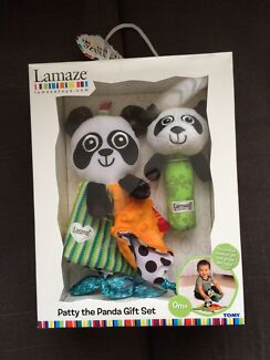 Lamaze - Patty the Panda Gift Set 0+ BN Chadstone Monash Area Preview