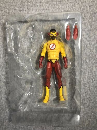 DC COMICS MULTIVERSE TEEN TITANS KID FLASH ACTION FIGURE - N