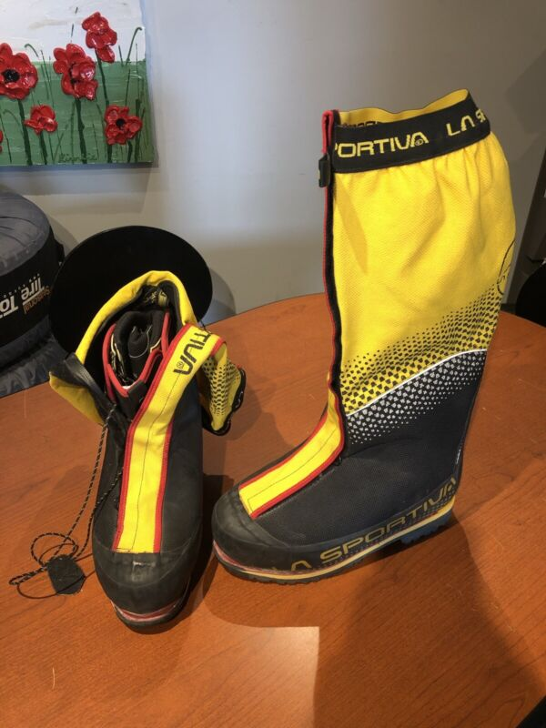 La Sportiva Olympus Mons Technical Mountaineering Boots (Size 46)
