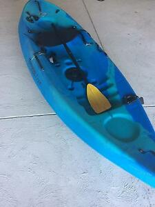 Torpedo Kayak Rockingham Rockingham Area Preview