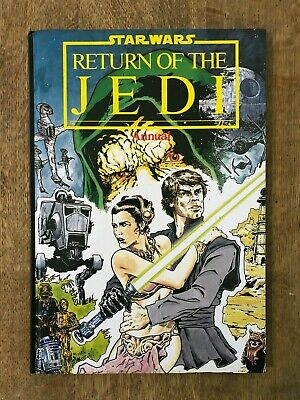 Star Wars Return Of The Jedi 1984 Annual Grandreams