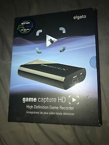Elgato capture card hd