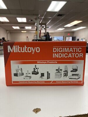 Mitutoyo 543-783b Digimatic Indicator