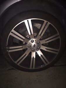 22 inch Range Rover Stormer Rims and Tyres The Rocks Inner Sydney Preview