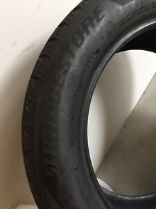 Bridgestone Blizzak WS80 winter tires 205/55R16