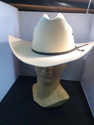 Laredo Shangtung Cowboy Hat Size 7 1/4