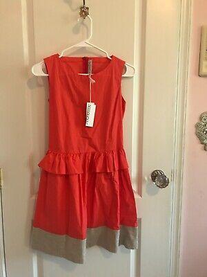 NWT Simonetta girls dress size 12