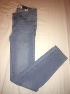 Jeans Garage taille haute 7