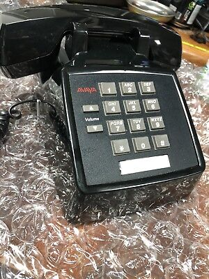 New Avaya Att Lucent Partner 2500-mmgn-003 Black Analog Phone