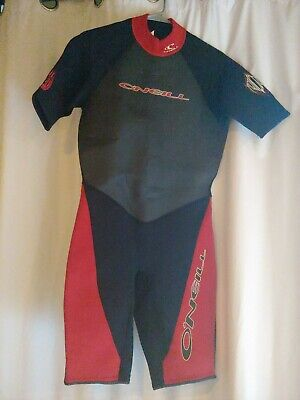 O'Neill  Mens Reactor Wet Suit Scuba Surfing  Size: Large Style: 7117