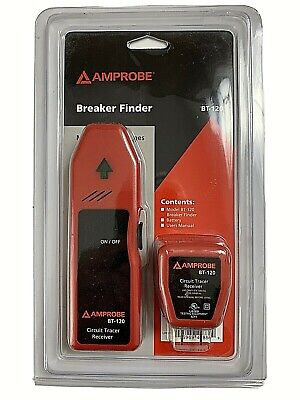 New Amprobe Bt-120 Circuit Breaker Tracer