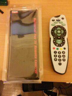 Universal pay tv remote control foxtel Breakfast Point Canada Bay Area Preview
