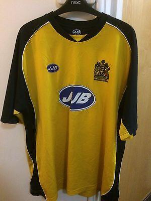 2005/2006 Wigan Athletic away football shirt extra large men's JJB XL image