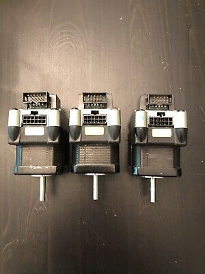 Lot 3 Mdrive17 Stepdirection Stepper Motor With Driver Cnc 3d Printer Rep Rap