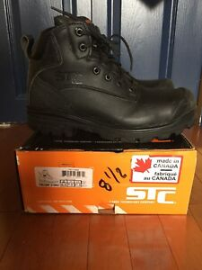 Steel Toe Boots STC