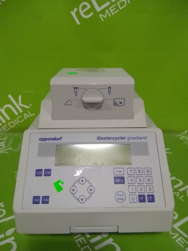 Eppendorf Mastercycler    5331 Gradient Thermal Cycler