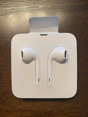 Apple MD827ZM/A Earpods with Remote and Mic - White OEM NEW Lightning (Apple Earpods With Remote And Mic White)