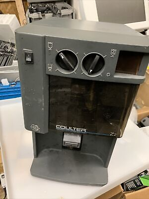 Beckman Coulter Z2 Cellparticle Counter Size Analyzer