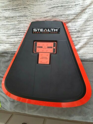 Red Stealth Core Trainer Plankster Professional Ab Home Workout Game Your Core