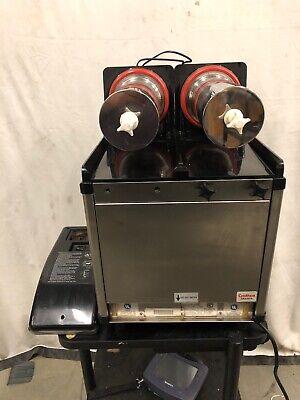 Crathco Grindmaster Mg23-2b Slushie Machine