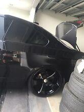 "Immaculate 20"" Bmw/commodore wheels swap simmons Elderslie Camden Area Preview"