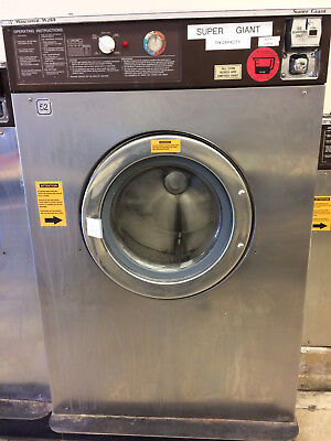 Wascomat 70lb Washer W244 Stainless Steel