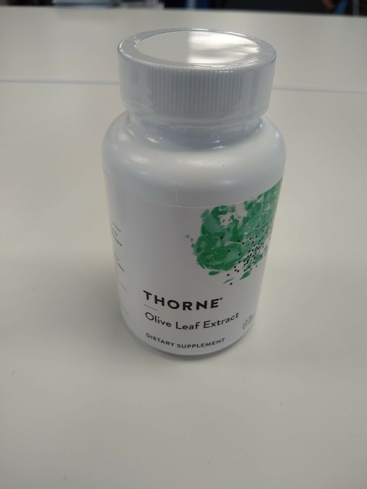 Thorne Olive Leaf Extract 60 Capsules
