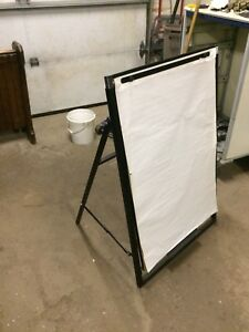 Paper / Whiteboard Easel
