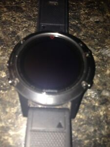 Men's Garmin watch gps