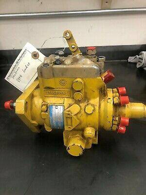 Stanadyne Db4-5291 Injector Pump - John Deere Re-67598r