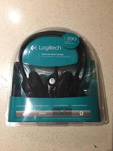 Logitech h390 USB Stereo Headset with Microphone Kelvin Grove Brisbane North West Preview