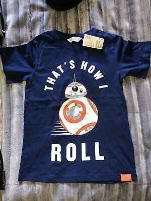 boys star wars t shirt