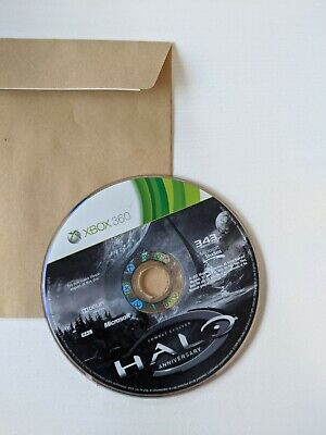 HALO Anniversary Xbox 360 Game PAL UK Seller