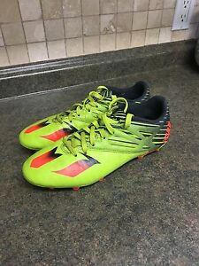 Soccer cleats - size 9 mens