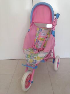 Baby Born Tri wheel stoller