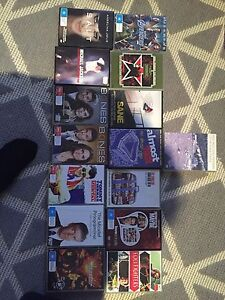 DVDs music/ comedy/ skateboarding Canning Vale Canning Area Preview