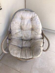 Rocking chairs x 2