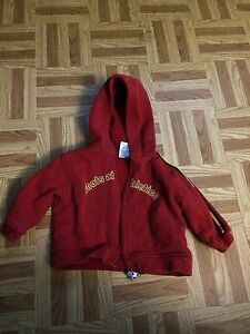 One 6-9 month hoodie