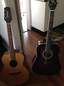 Acoustic guitars East Maitland Maitland Area Preview