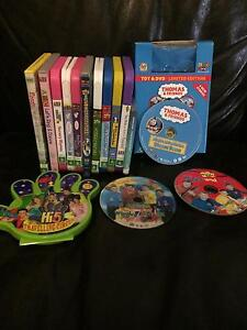 Mixed DVDs for kids: wiggles, ABC, Hi5 Lilyfield Leichhardt Area Preview