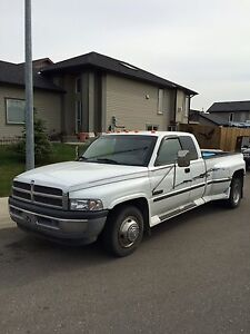 Dodge 3500 and Chevy s10 trade for one