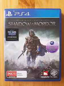Middle Earth Shadow of Mordor PS4 Fitzgibbon Brisbane North East Preview