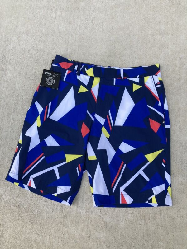 Polo Ralph Lauren RLX Swim Trunks Mens Size 32