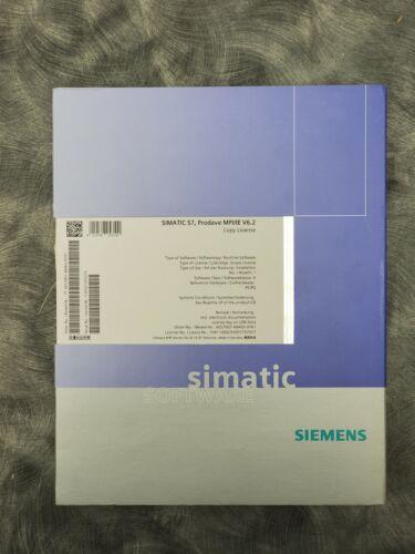 Siemens 6ES7807-4BA03-0YA1 SIMATIC S7, PRODAVE MPI / IE V6.2 Software