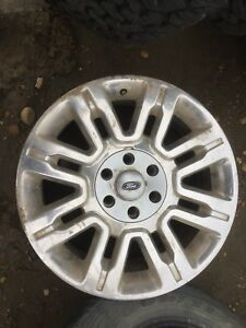 "Ford F150 Platinum 20"" Alloy Wheels"
