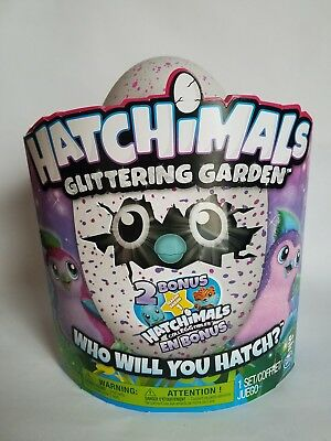 Hatchimals Glittering Garden   2 Bonus Colleggtibles