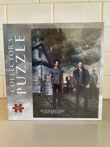 SUPERNATURAL tv show 550 piece COLLECTOR